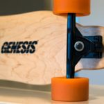 genesis electric skateboard