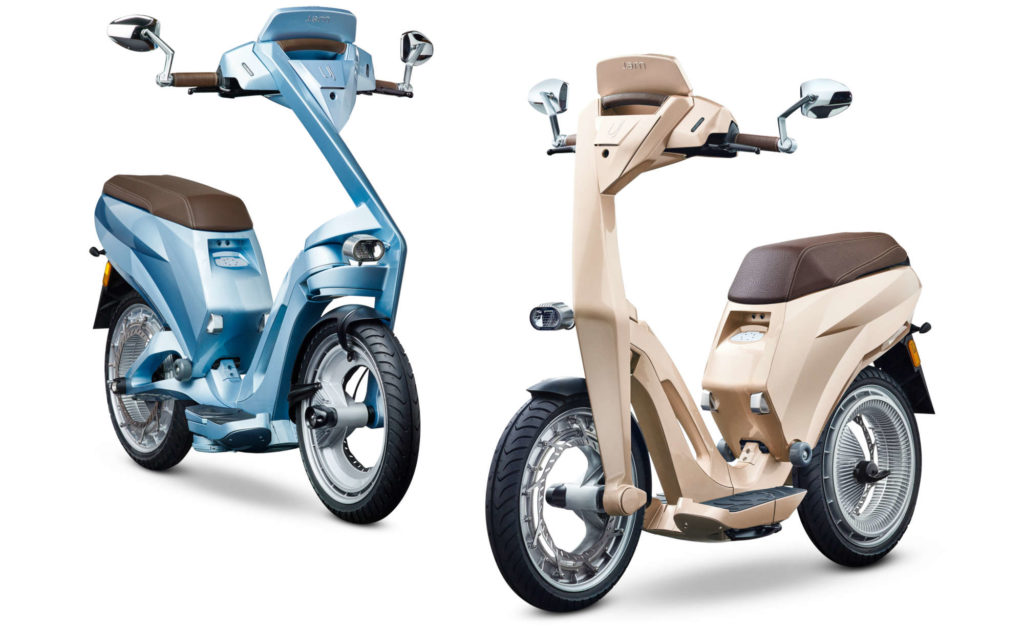 UJET folding Connected Electric Scooter