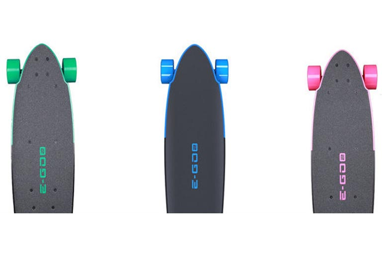 ego-3 electric skateboards